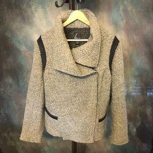 Lane Bryant Wool Blend Coat